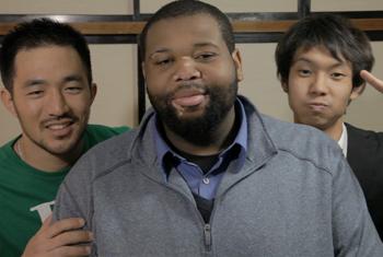 Brian, Jason, and Galileo