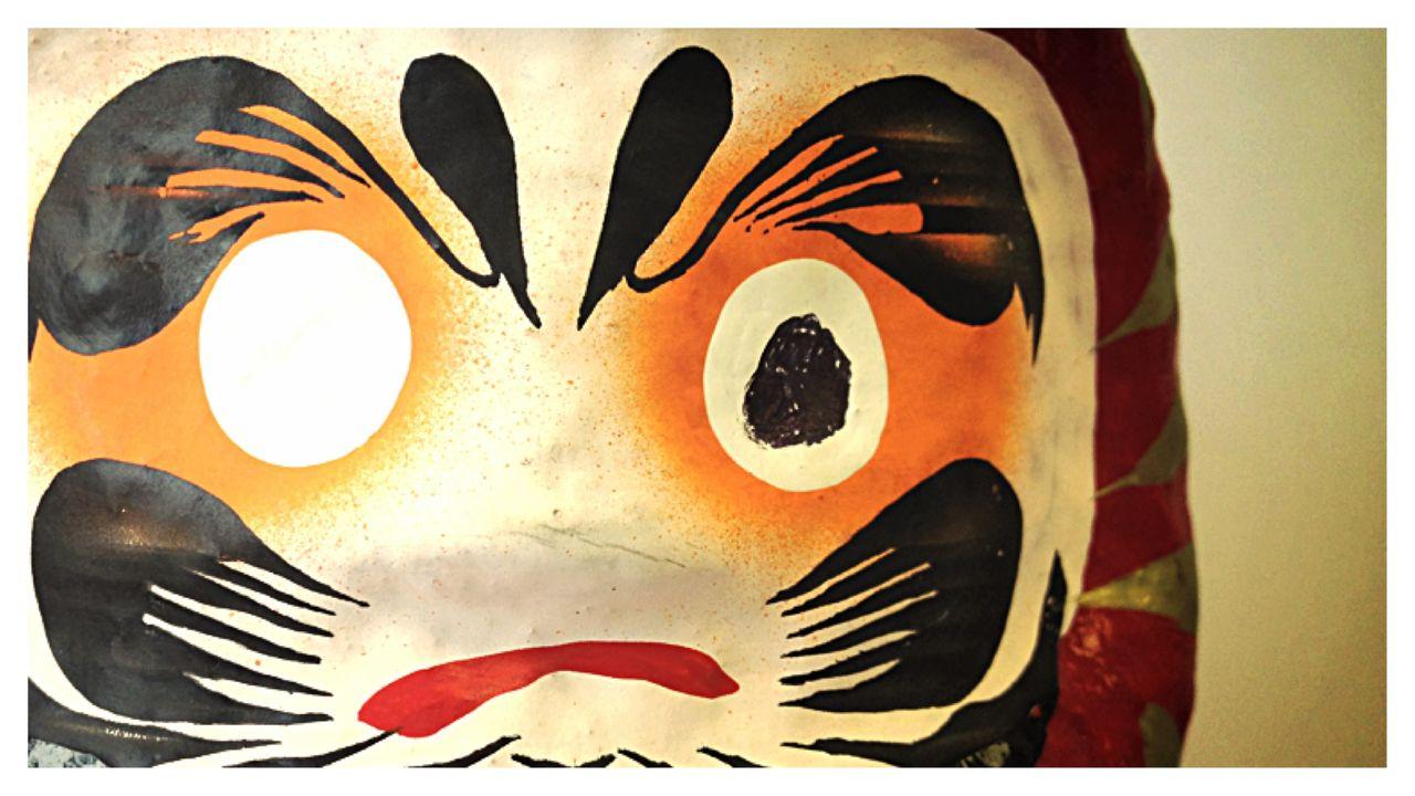 Tohoku Tomo's Daruma